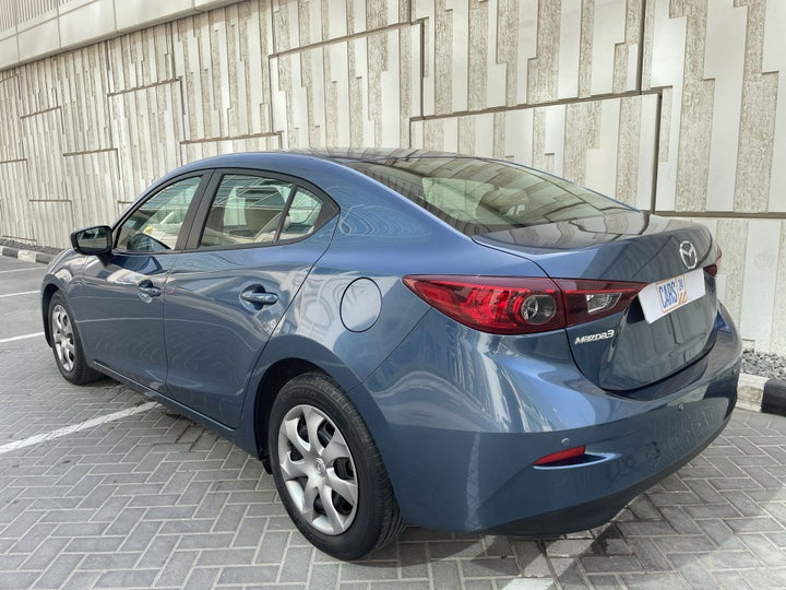 Mazda 3-LEFT BACK DIAGONAL (45-DEGREE) VIEW