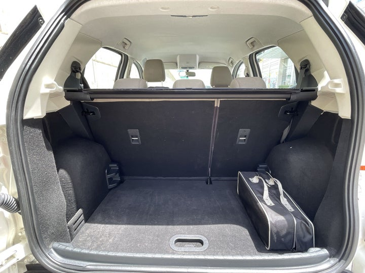 Ford EcoSport-BOOT INSIDE VIEW