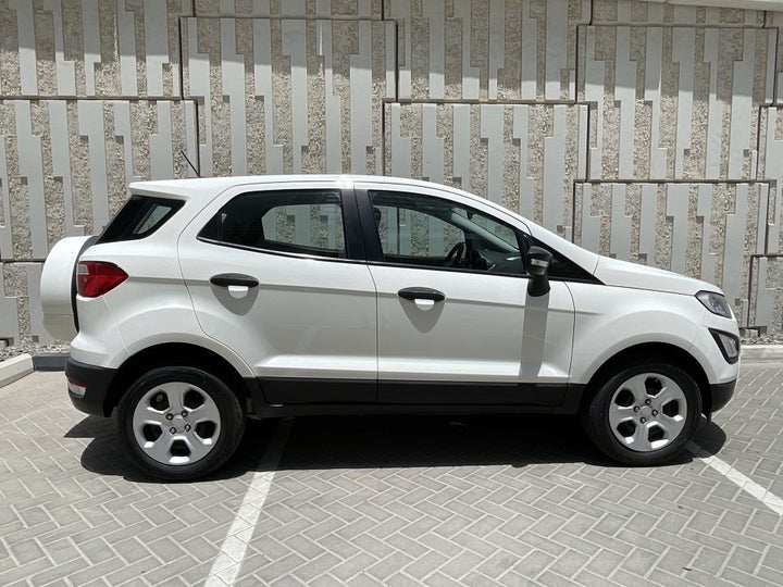 Ford EcoSport-RIGHT SIDE VIEW