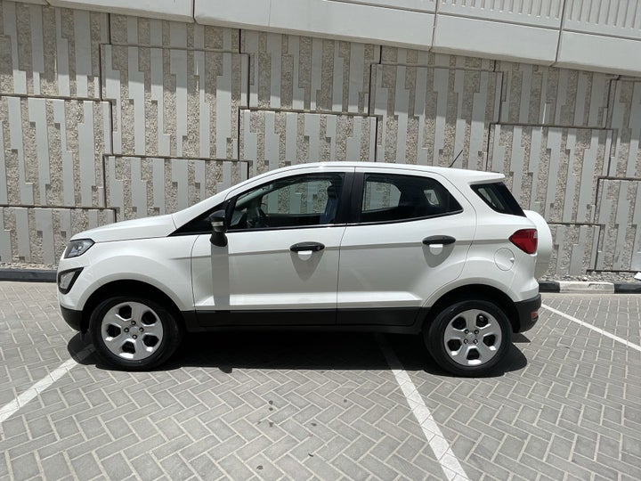 Ford EcoSport-LEFT SIDE VIEW