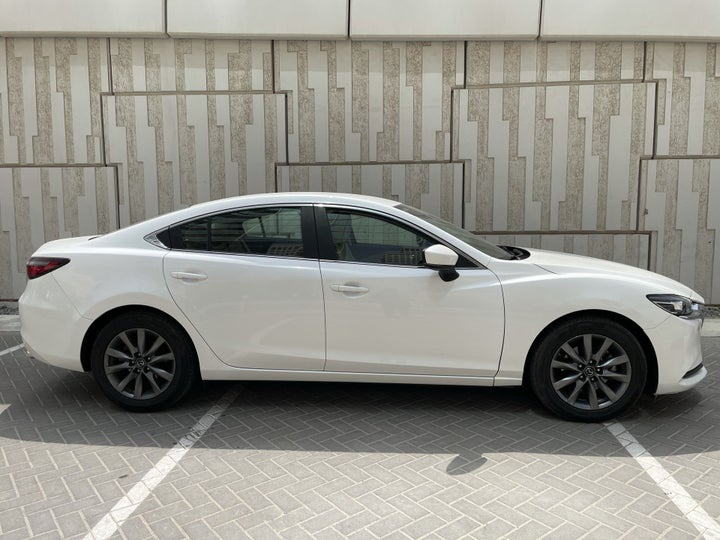 Mazda 6-RIGHT SIDE VIEW