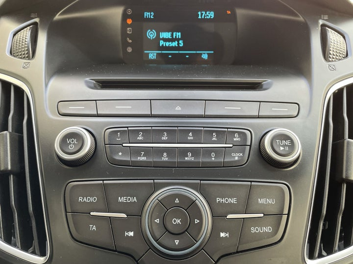 Ford Focus-INFOTAINMENT SYSTEM