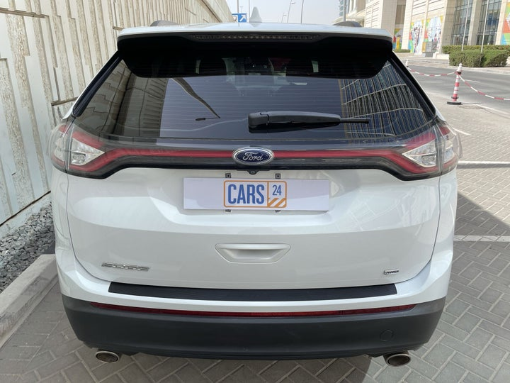 Ford Edge-BACK / REAR VIEW