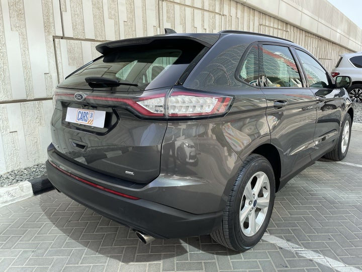 Ford Edge-RIGHT BACK DIAGONAL (45-DEGREE VIEW)