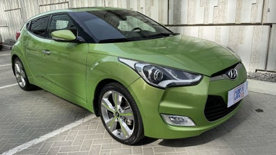 2015 Hyundai Veloster 1.6 TOP