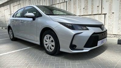 2020 Toyota Corolla 1.6xli