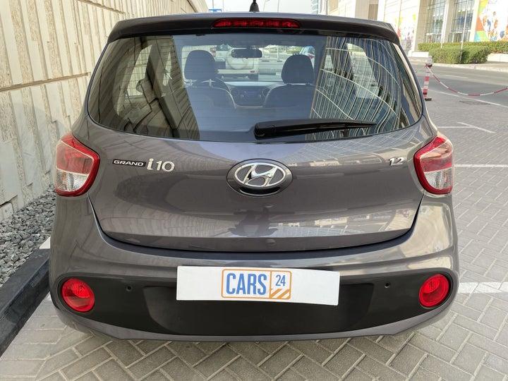 Hyundai Grand I10-BACK / REAR VIEW