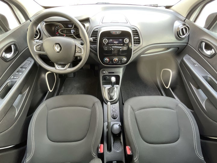 Renault Captur-DASHBOARD VIEW