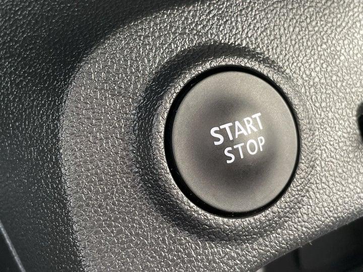 Renault Captur-KEYLESS / BUTTON START
