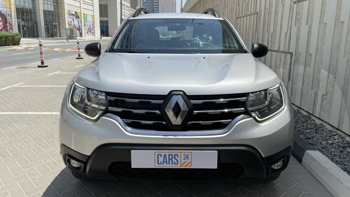 Renault Duster-FRONT VIEW