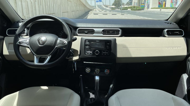 Renault Duster-DASHBOARD VIEW