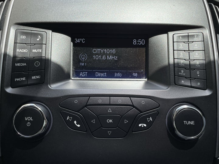 Ford Edge-INFOTAINMENT SYSTEM