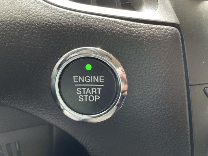 Ford Edge-KEYLESS / BUTTON START