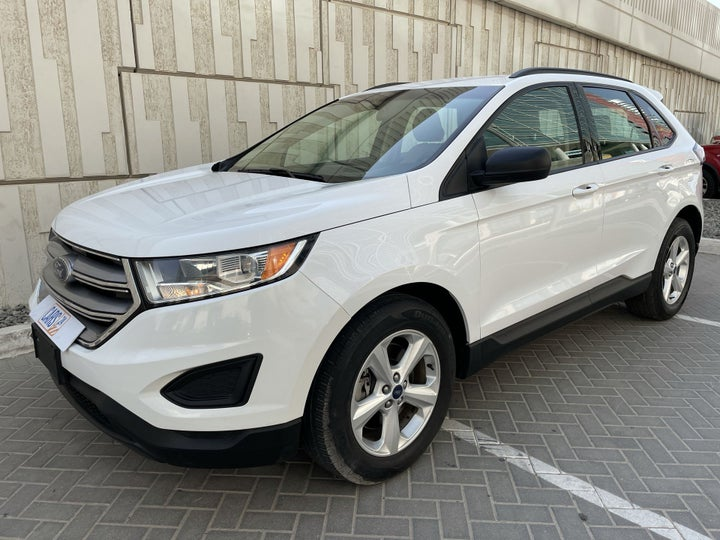 Ford Edge-LEFT FRONT DIAGONAL (45-DEGREE) VIEW
