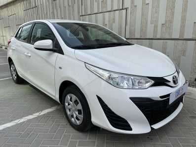 2018 Toyota Yaris Hatchback 1.3 AT