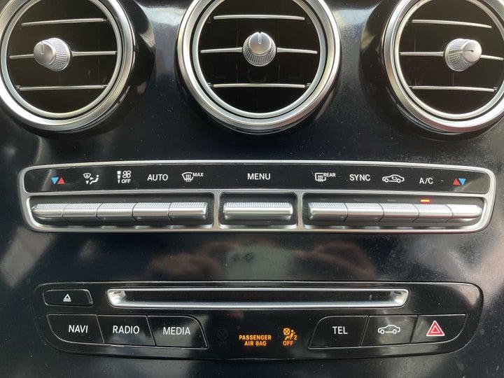 Mercedes Benz C-Class-