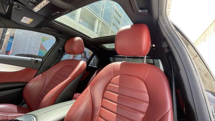 Mercedes Benz C-Class-INTERIOR SUNROOF / MOONROOF