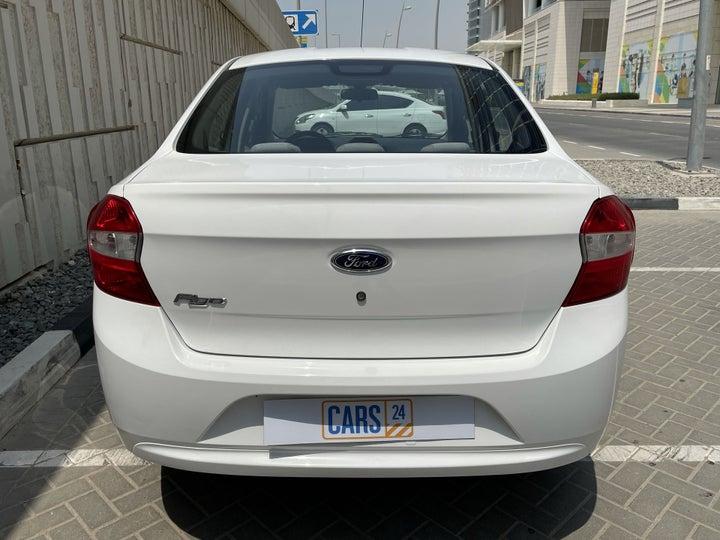 Ford Figo-BACK / REAR VIEW
