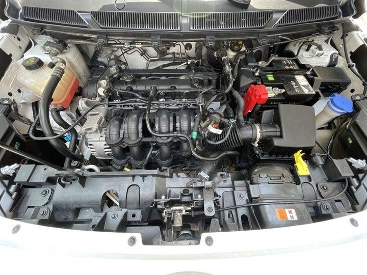 Ford Figo-OPEN BONNET (ENGINE) VIEW