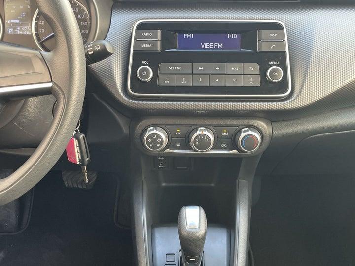 Nissan Kicks-CENTER CONSOLE