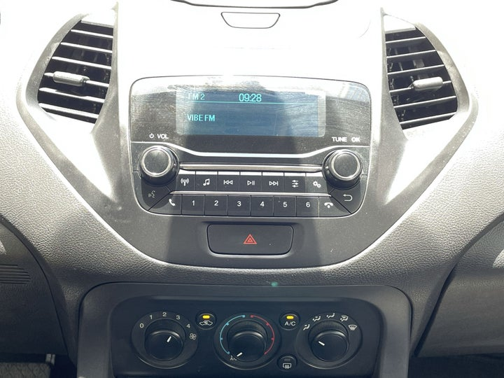 Ford Figo-CENTER CONSOLE