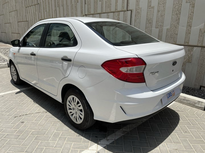 Ford Figo-LEFT BACK DIAGONAL (45-DEGREE) VIEW