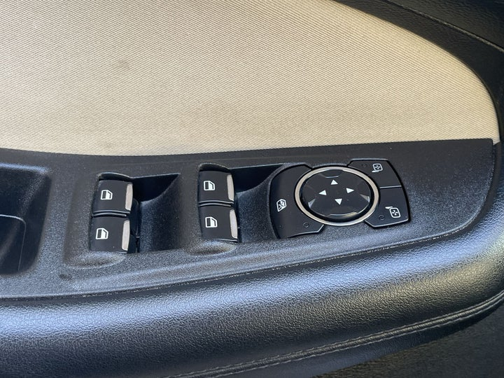 Ford Edge-DRIVER SIDE DOOR PANEL CONTROLS