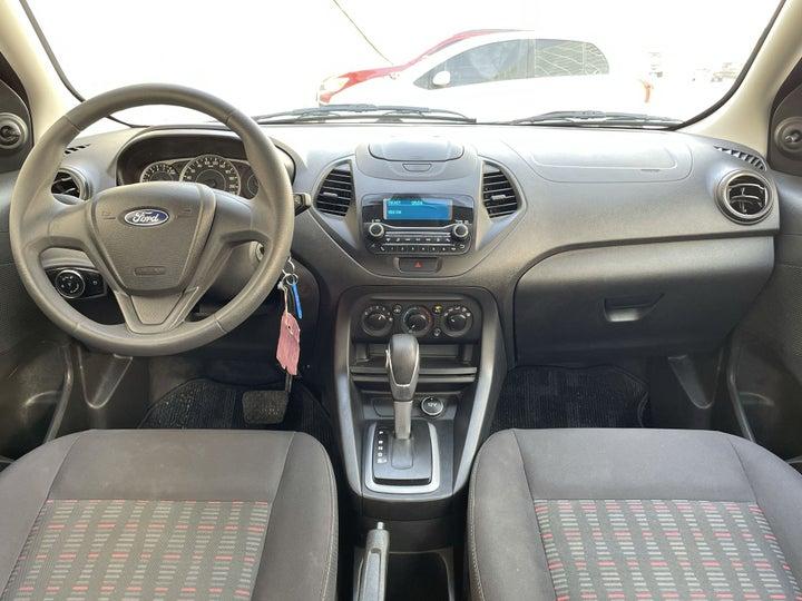 Ford Figo-DASHBOARD VIEW