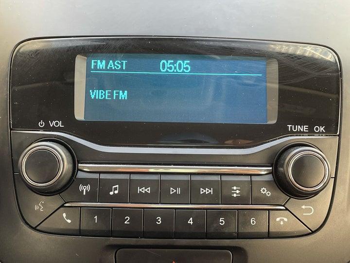 Ford Figo-INFOTAINMENT SYSTEM