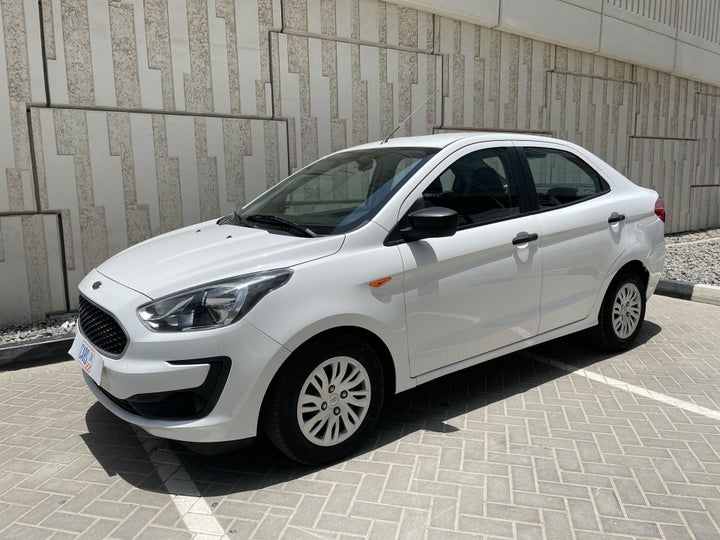 Ford Figo-LEFT FRONT DIAGONAL (45-DEGREE) VIEW