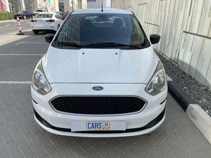 Ford Figo-FRONT VIEW