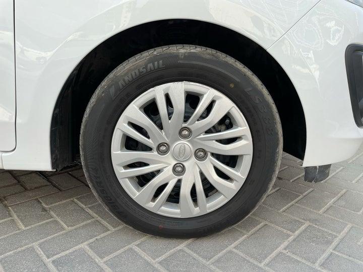 Ford Figo-RIGHT FRONT WHEEL