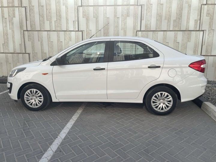 Ford Figo-LEFT SIDE VIEW