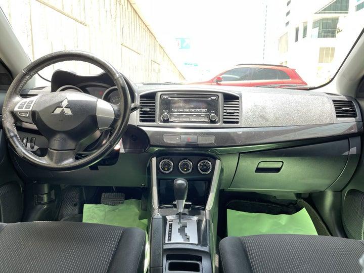 Mitsubishi Lancer-DASHBOARD VIEW