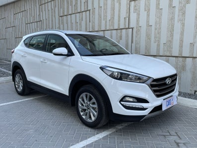 2018 Hyundai Tucson 2.4 GDI AWD