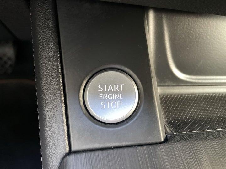 Audi A5-KEYLESS / BUTTON START
