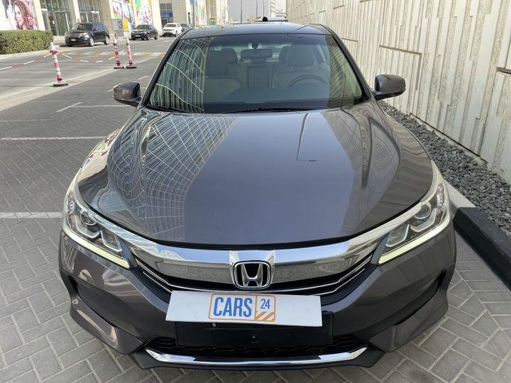 Honda Accord-FRONT VIEW