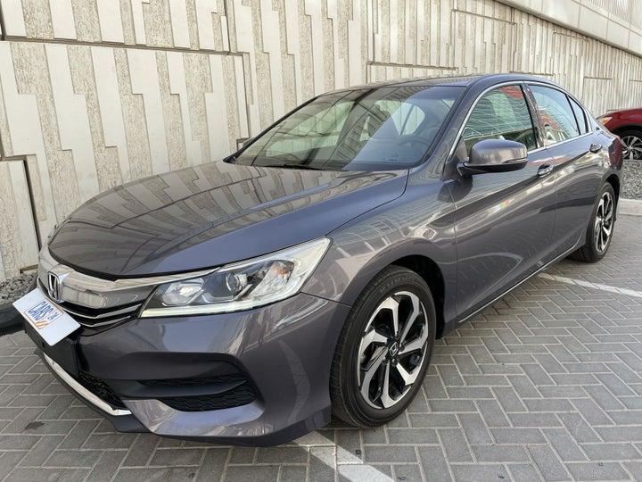Honda Accord-LEFT FRONT DIAGONAL (45-DEGREE) VIEW