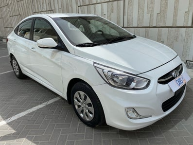 2017 Hyundai Accent 1.6 GL