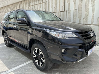 2018 Toyota Fortuner TRD