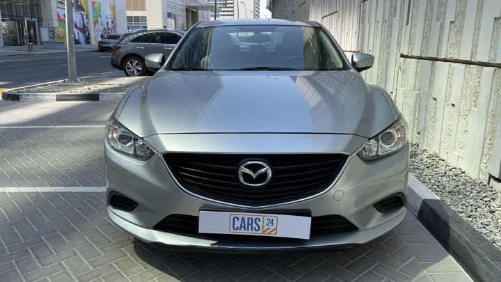 Mazda 6-FRONT VIEW