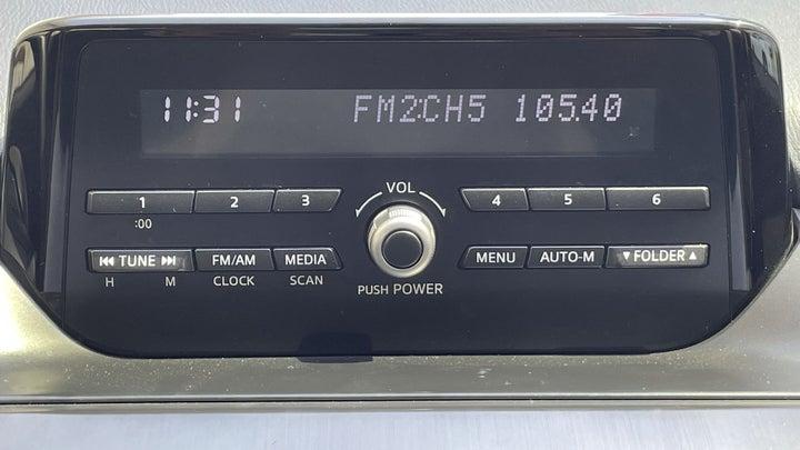 Mazda 6-INFOTAINMENT SYSTEM