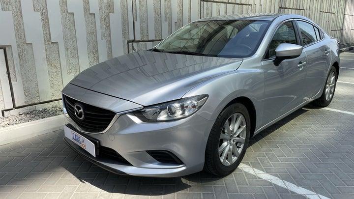Mazda 6-LEFT FRONT DIAGONAL (45-DEGREE) VIEW