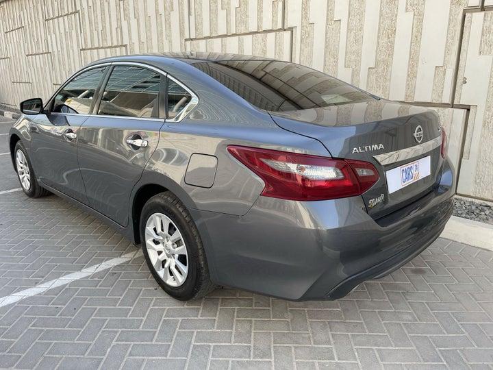 Nissan Altima-LEFT BACK DIAGONAL (45-DEGREE) VIEW