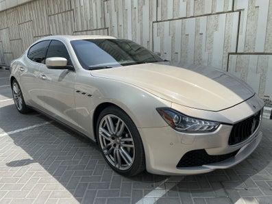 2014 Maserati Maserati Ghibli Ghibli