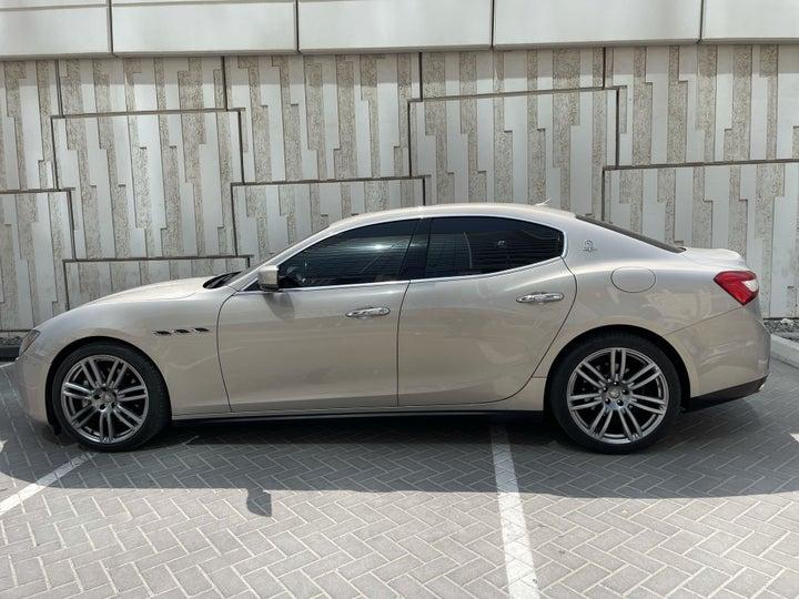 Maserati Maserati Ghibli-LEFT SIDE VIEW