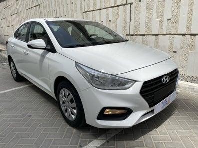 2018 Hyundai Accent 1.6 EX