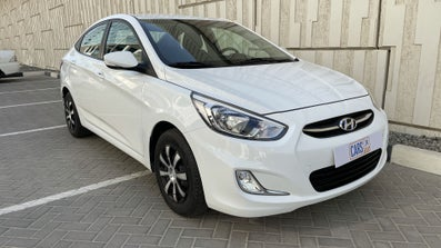 2018 Hyundai Accent 1.6 LX