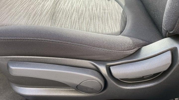 Hyundai Accent-DRIVER SIDE ADJUSTMENT PANEL