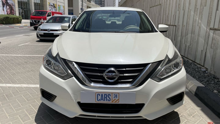 Nissan Altima-FRONT VIEW